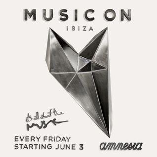Paco Osuna @ Music On - Live from Amnesia Ibiza Terrace - 05-08-2016