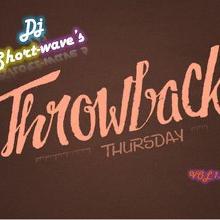 Throwback Thrusdays Vol 1.