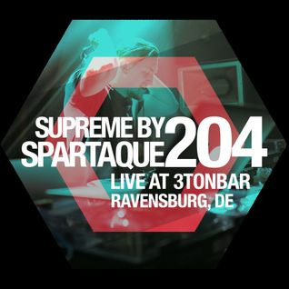 Supreme 204 with Spartaque (Live At 3tonbar, Ravensburg, Germany)