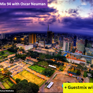 Oscar Neuman - Sunday Mix 94 (Guestmix with Jitsu) (22.07.2012)