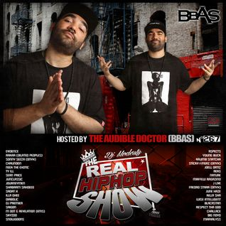DJ MODESTY - THE REAL HIP HOP SHOW N°267 (Hosted by THE AUDIBLE DOCTOR - BBAS)