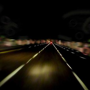 Soul on the road. Nocturne