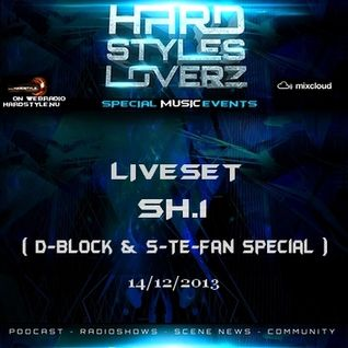 SH.1 ( D-Block & S-te-Fan Special ) - Hard Styles Loverz - Hardstyle.nu - Saturday 14 December 2013