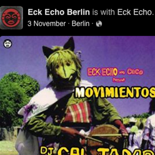 The worst PIRA LEMU Live-performance after Movimientos @ Panke Berlin (Nov 2015)