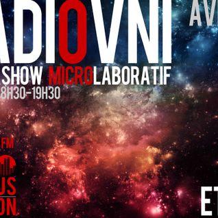Radiovni avec Jacques Montaignac - Radio Campus Avignon - 24/04/2013