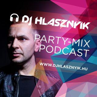 Dj Hlasznyik - Party-mix682 (Radió Verzio) [2015] [www.djhlasznyik.hu]