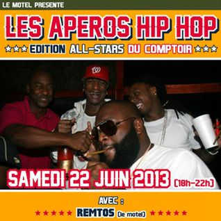 Live from Apero Hip Hop (Le Motel - 22/06/2013)