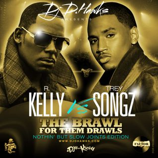 R.KELLY VS TREY SONGZ SLOW MIX