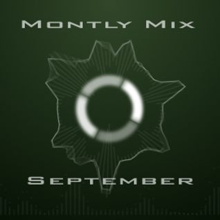 Monthly Mix September 2014[EDM]