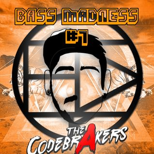 BASS MADNESS #7 - THE CODEBRAKERS LIVE @ElectroDanceRadio