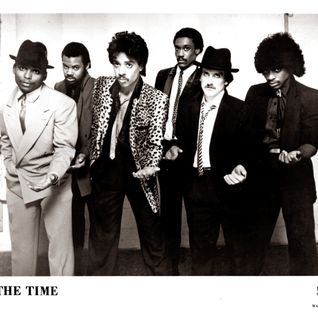 What Time Is It? A Tribute 2 MORRIS DAY & THE TIME. Mixtape by MLFC.