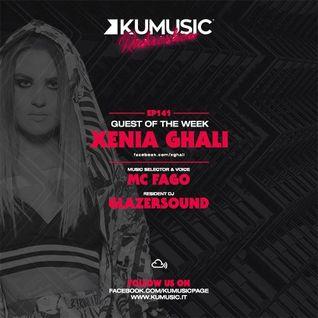 Kumusic Radioshow Ep.141 - Guest of the week: Xenia Ghali