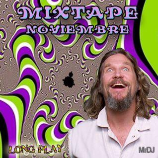 Long Play MIXTAPE Octubre 16