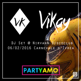 Vikay DJ Set @ Nirvana Discoclub (PV) - 6/02/2016
