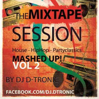 DJ D-Tronic - Mashed Up vol.2