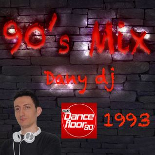 radio dancefloor 90's mix 1993 02 01 2016