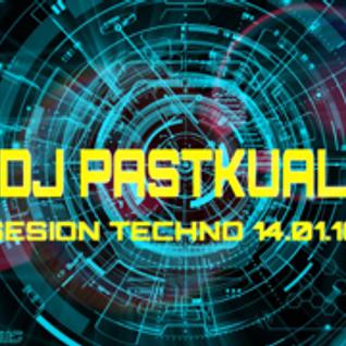 SESION TECHNO DE DJ PASTKUAL 14/01/16