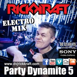 Rick Kraft Party Dynamite 05 Electro 2014-01