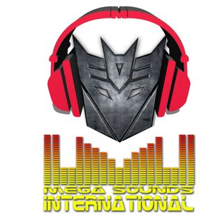 Megasound International 19th Anniversary Party - Dj Mega,Dj Blinie, Dj Willow - OCT 17th 2015