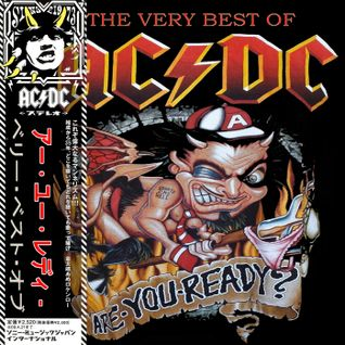 ACDC - Are You Ready-The Very Best Of (2016) 2CD