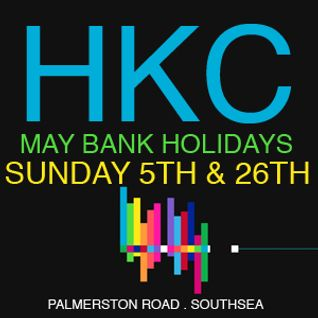 HKC BANK HOLIDAY'S PROMO MIX MAY 2013