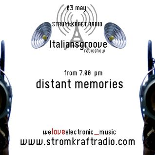 Distant Memories at Italiansgroove Radio Show #11