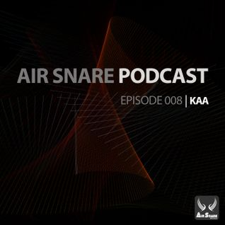 Air Snare Podcast 008 - Kaa