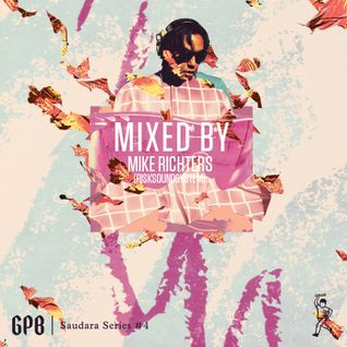 Green Paper Boys Saudara Series: #4 - MIKE RICHTERS (RSS)