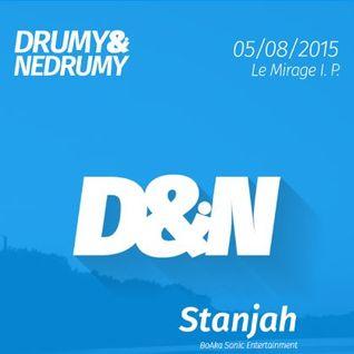 Stanjah - Live @ Drumy i Nedrumy - Le Mirage Prague august 2015