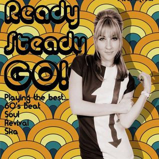 Ready Steady GO! with Jacqui Carroll Friday July 18th 2014