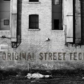 Tobfunk Mix 9: Original Street Techno Vol. 1