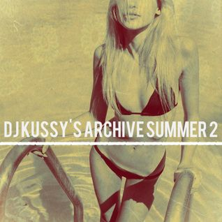 MEETIN'JAZZ Special Mix Vol.38 DJ Kussy's Archive Summer 2