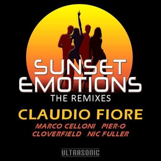 Sunset Emotions [Pier-O Ibiza Sunset Remix] by Claudio Fiore [feat. Mara J Boston]