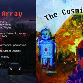 Welsh Connections -The Cosmic Array - 20th May 2013 - Oystermouth Radio
