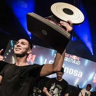 DJ J. Espinosa - USA - Thre3style National Final 2015
