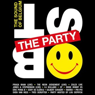 """Zolex LIVE at """"The Sound Of Belgium Party"""" @ Palais 12 (Brussel) - 4 October 2014"""