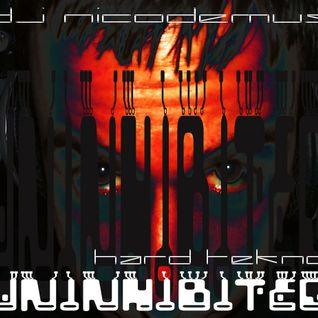 """UNINHIBITED""  hard tekno mix by Nicodemus the evilrobo"