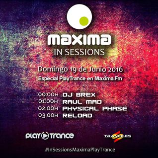 Maxima FM In Sessions - Special Physical Phase Playtrance Set