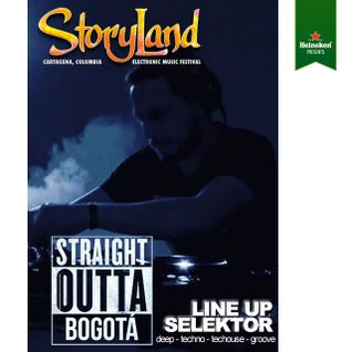 DJ Selektor Storyland 2016 - Mini Mix Paul Lennar