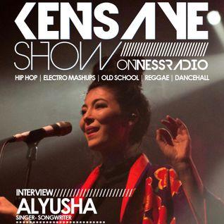 Alyusha interview - Kensaye Show - Ness Radio