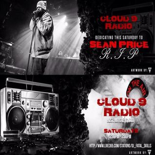 CLOUD 9 RADIO (SEAN P DEDICATION SHOW)