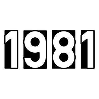 1981: Alternative Hits