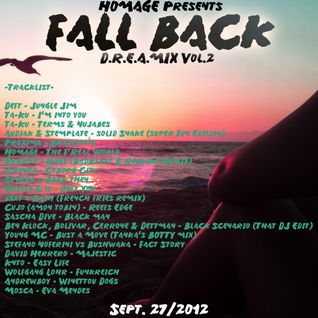 FallBack Mix 2012 (D.R.E.A.Mix Vol. 2)