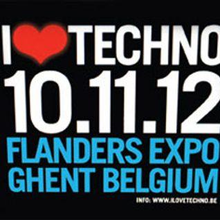 Dr Lektroluv @ I Love Techno 2012 (10.11.12)