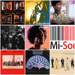 Instant Vintage on Mi-Soul Tuesday September 1st 2015