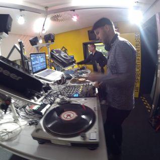 Bollo & Remo @ DKM Show / Radio FM4 / Vienna (AT) -  09-Mar-2014