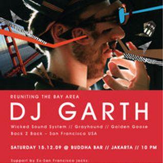 GARTH live Jakarta Indonesia 2010 Part 2. Excursions Buddha Bar