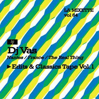 LAMIXETTE#64 DJ Vas