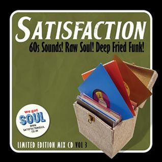 Satisfaction Mix CD - Vol 3
