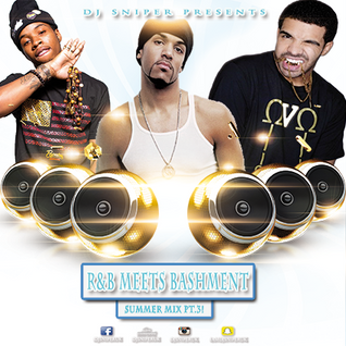 DJSniperUK Presents RnB Meets Bashment Summer Mix Pt3 2016